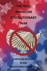 Book cover to The Next American Revolutionary War by L. B. Sommer at http://lbsommer-author.yolasite.com